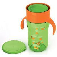 Philips Avent první skutečný hrneček 340 ml zeleno oranžová 2