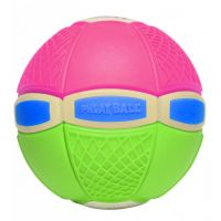 Phlat Ball JR Svietiaci v tme - ružovozelený