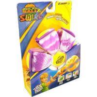 Phlat Ball junior Swirl fialový 2