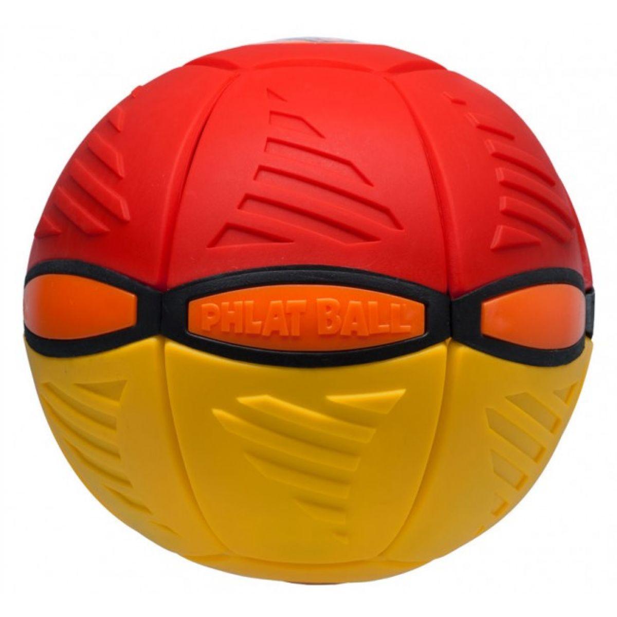 Phlat Ball V3 - Červeno-žltá