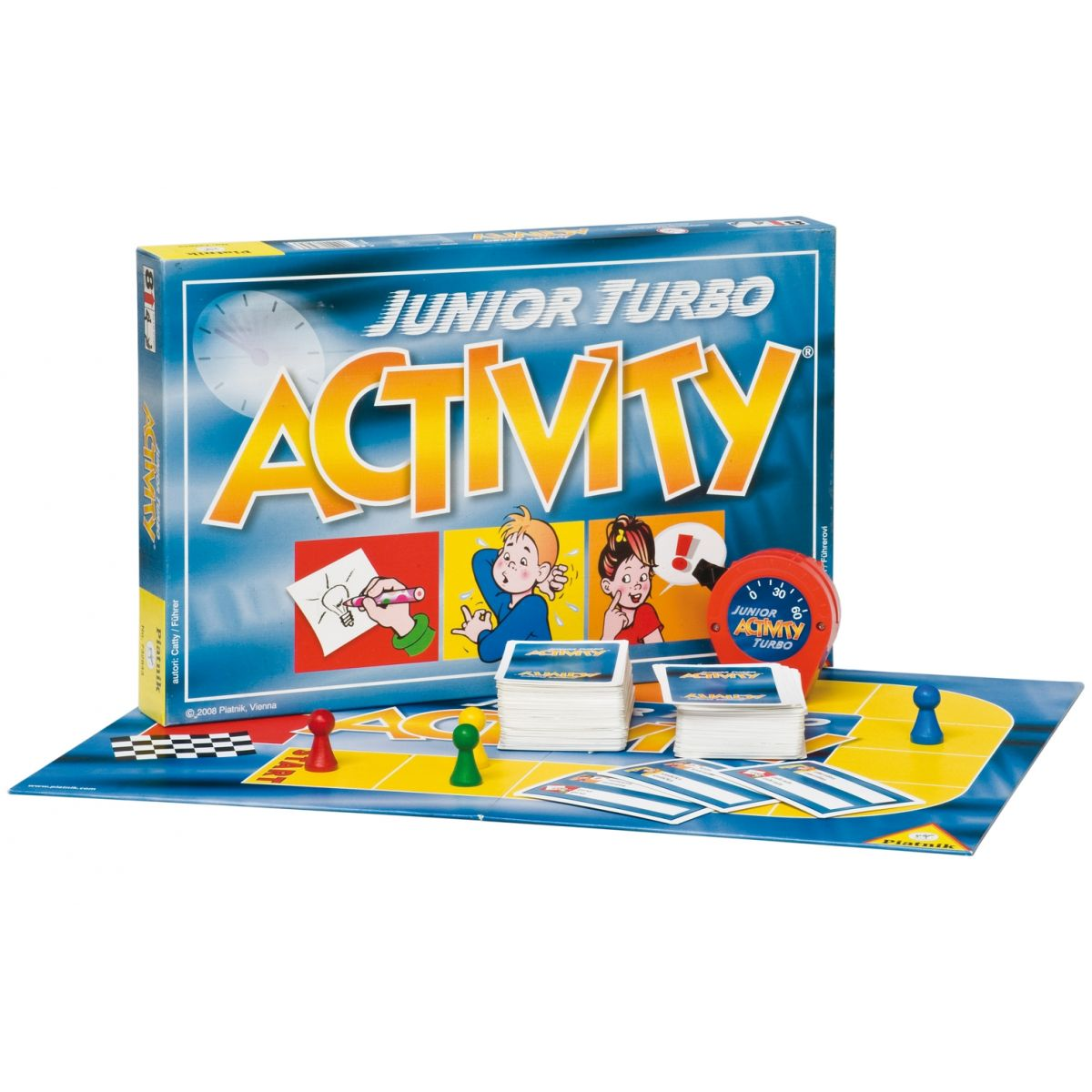 Piatnik Activity: Junior Turbo
