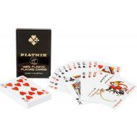 Piatnik Kanasta Plastic 4x malý index