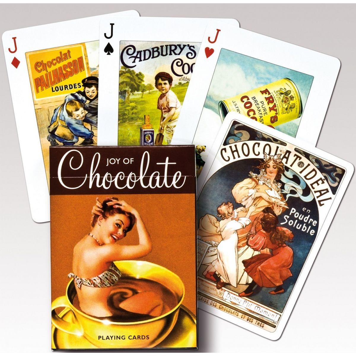 Piatnik Poker Čokoláda