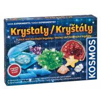 Piatnik Kosmos Krystaly experimenty