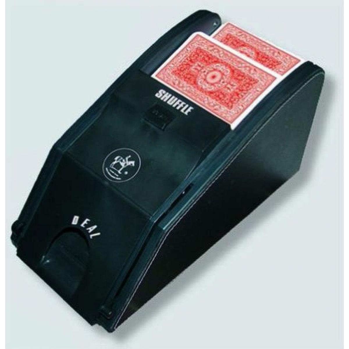 Piatnik Zásobník na karty s miešačkou 2 + 1