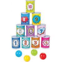 Pilsan hra s padacími kelímky Funny mini boxes