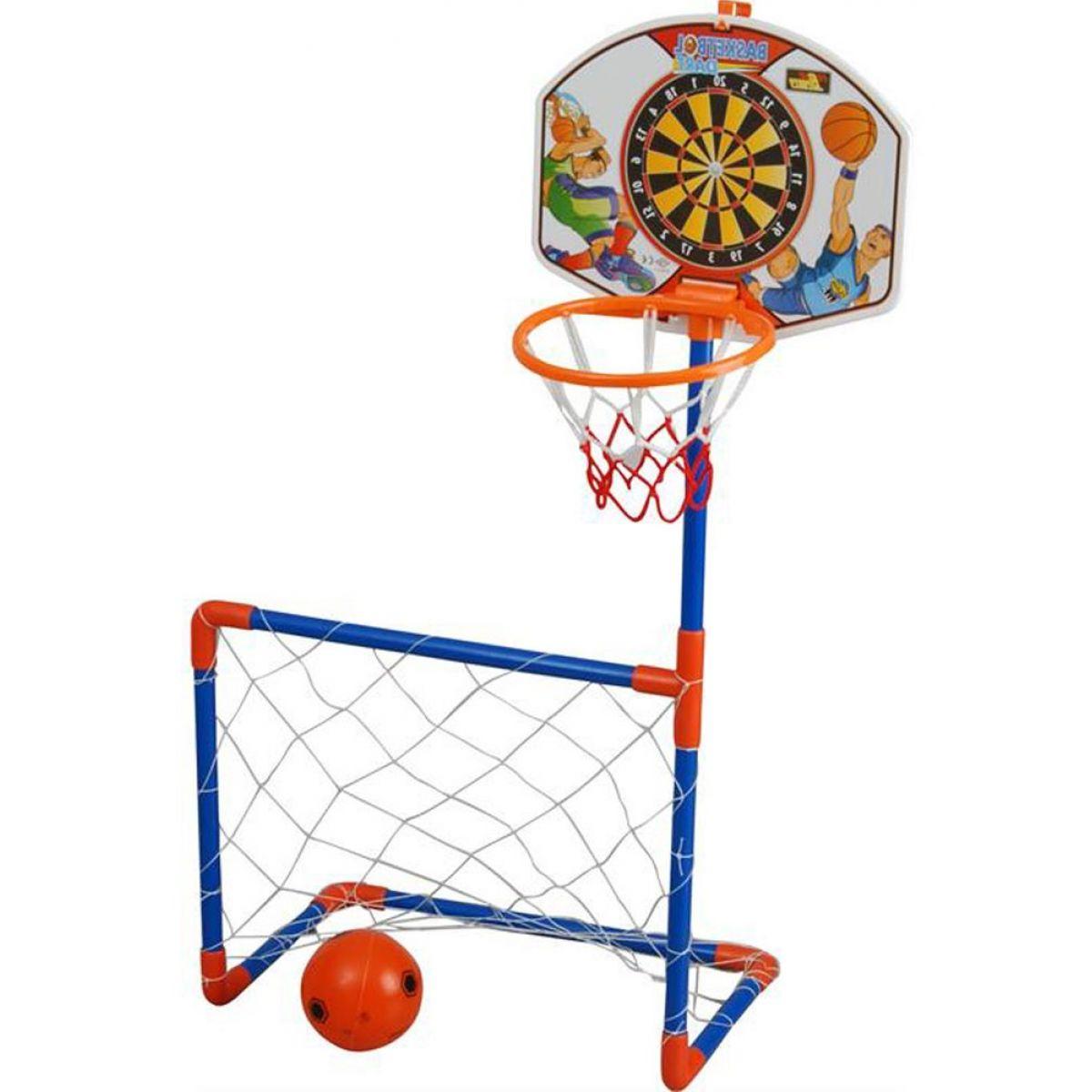 Pilsan Basket + futbalová bránka s loptou
