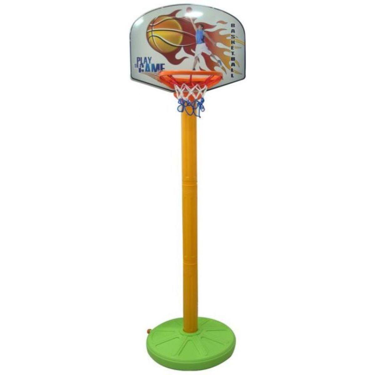 Pilsan Toys Basketbalový koš so stojanom plamene