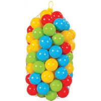 Pilsan Toys Vrecko plastových 6 cm loptičiek 50ks