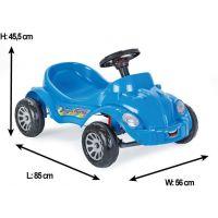 Pilsan Toys šliapadlo Happy Herby modré 3