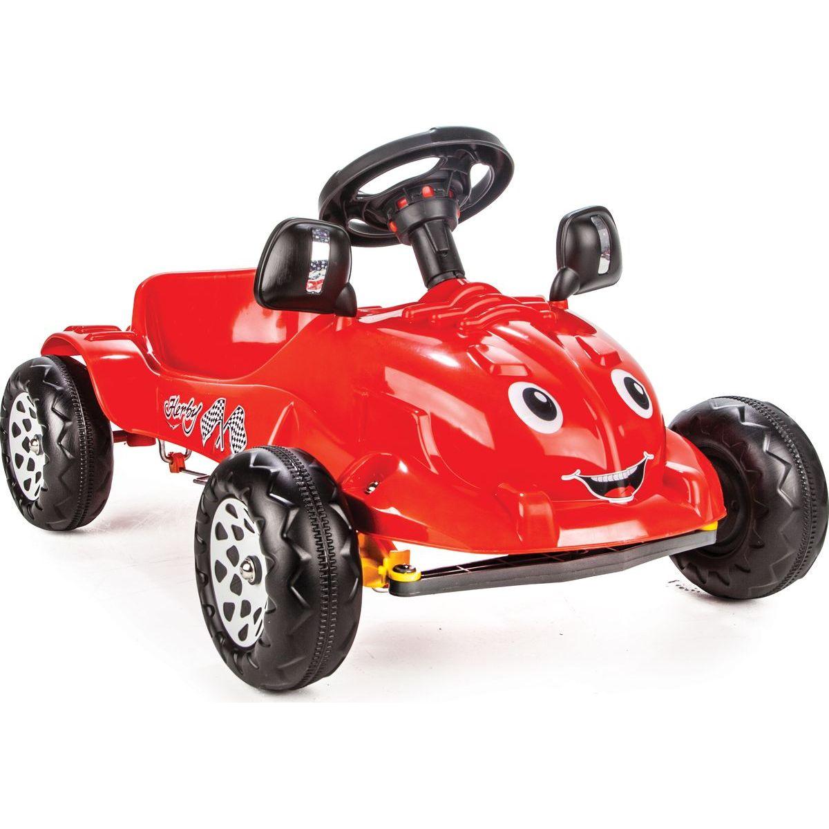 Pilsan Toys šliapadlo Herby červené