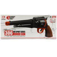 Pištoľ na mäkké a vodné guľôčky s priemerom 6 mm 2