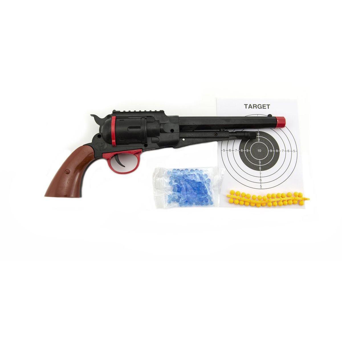 Pištoľ na mäkké a vodné guľôčky s priemerom 6 mm