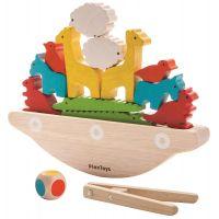 Plan Toys balančná loď