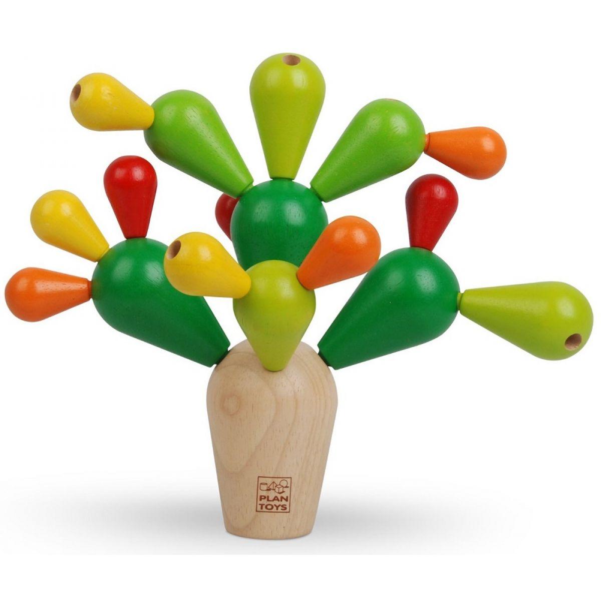 Plan Toys 4101 Balancující kaktus