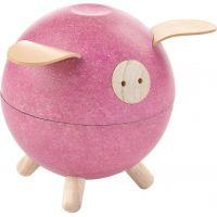 Plan Toys Kasička růžové prasátko
