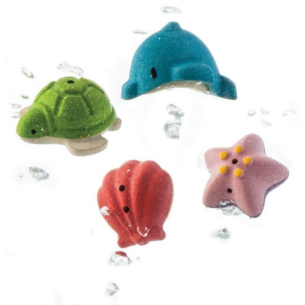 Plan Toys Kúpeľová súprava morský život