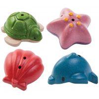 Plan Toys Kúpeľová súprava morský život 2