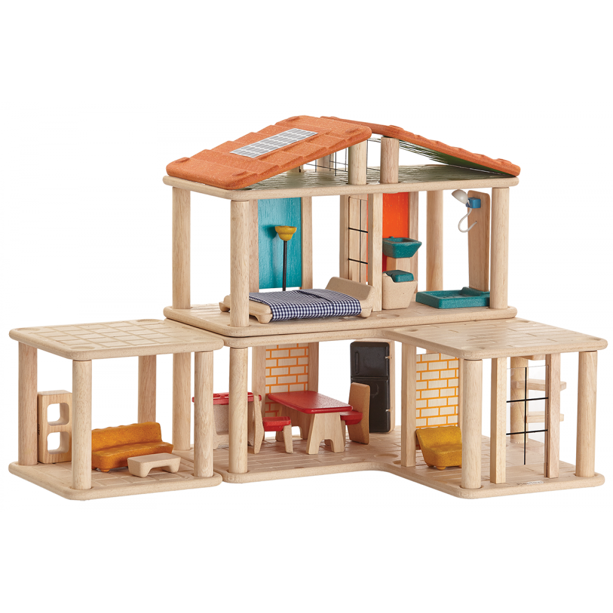 Plan Toys Kreatívne domček pre bábiky