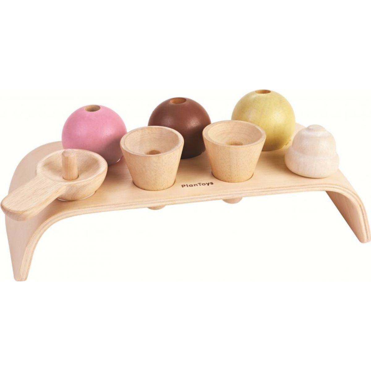 Plan Toys Sada na výrobu zmrzliny PlanLifestyle
