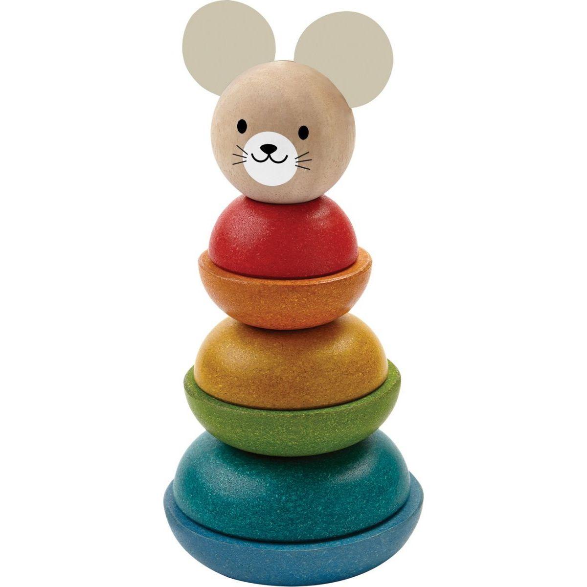 Plan Toys Stohovacie myš