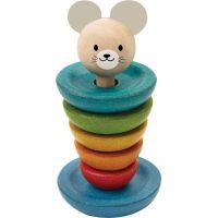 Plan Toys Stohovacie myš 2