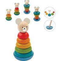 Plan Toys Stohovacie myš 3
