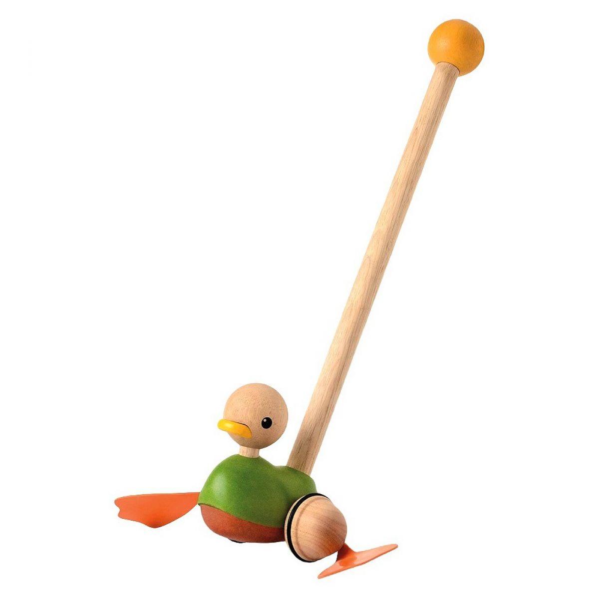 Plan Toys strkací kačica