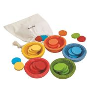 Plan Toys třídící kalíšky