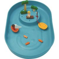 Plan Toys Vodná hra s jazierkom 2
