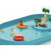 Plan Toys Vodná hra s jazierkom 3