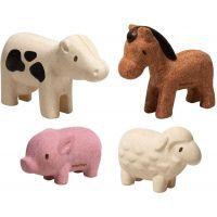 PlanToys Set Zvieratá z farmy