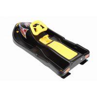Plastkon bob Snow Formule Čierny 3