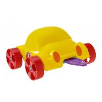 Plastwood Kliky auto žluté