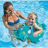 Plávací kruh Zvieratká Intex 58221 - Krokodíl 2