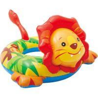 Plávací kruh Zvieratká Intex 58221 - Lev