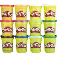 Play-Doh Balenie 12ks kelímkov zimných farieb