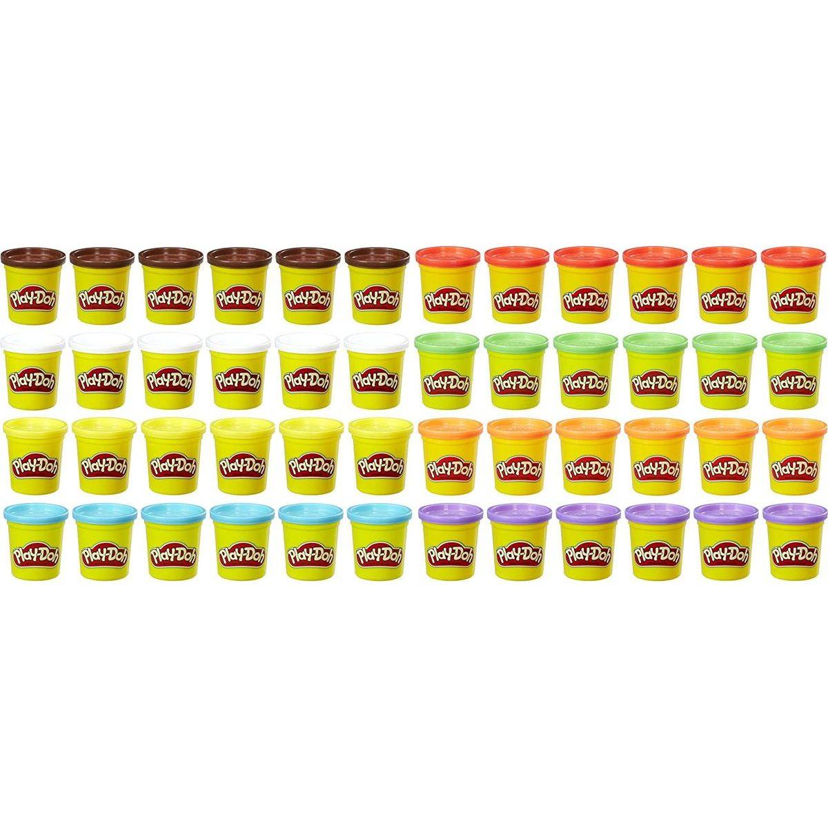 Play-Doh balenie 48 ks kelímkov