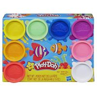 Play-Doh Balenie 8 ks kelímkov E5062 2