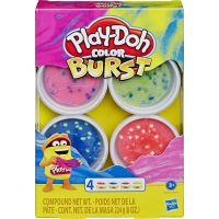 Play-Doh Farebné balenie modelíny Sýto farebné odtiene 2