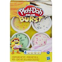 Play-Doh Farebné balenie modelíny 4 ks 2