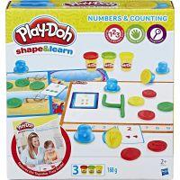 Play-Doh Čísla a Počítání