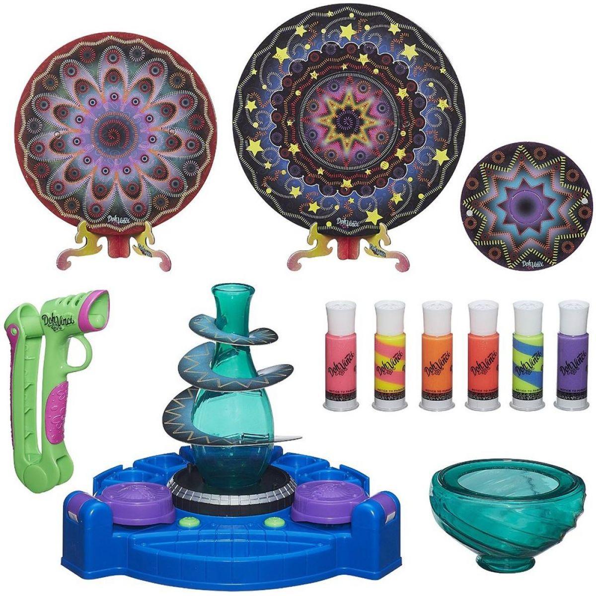 Play-Doh DohVinci dekoračné štúdio