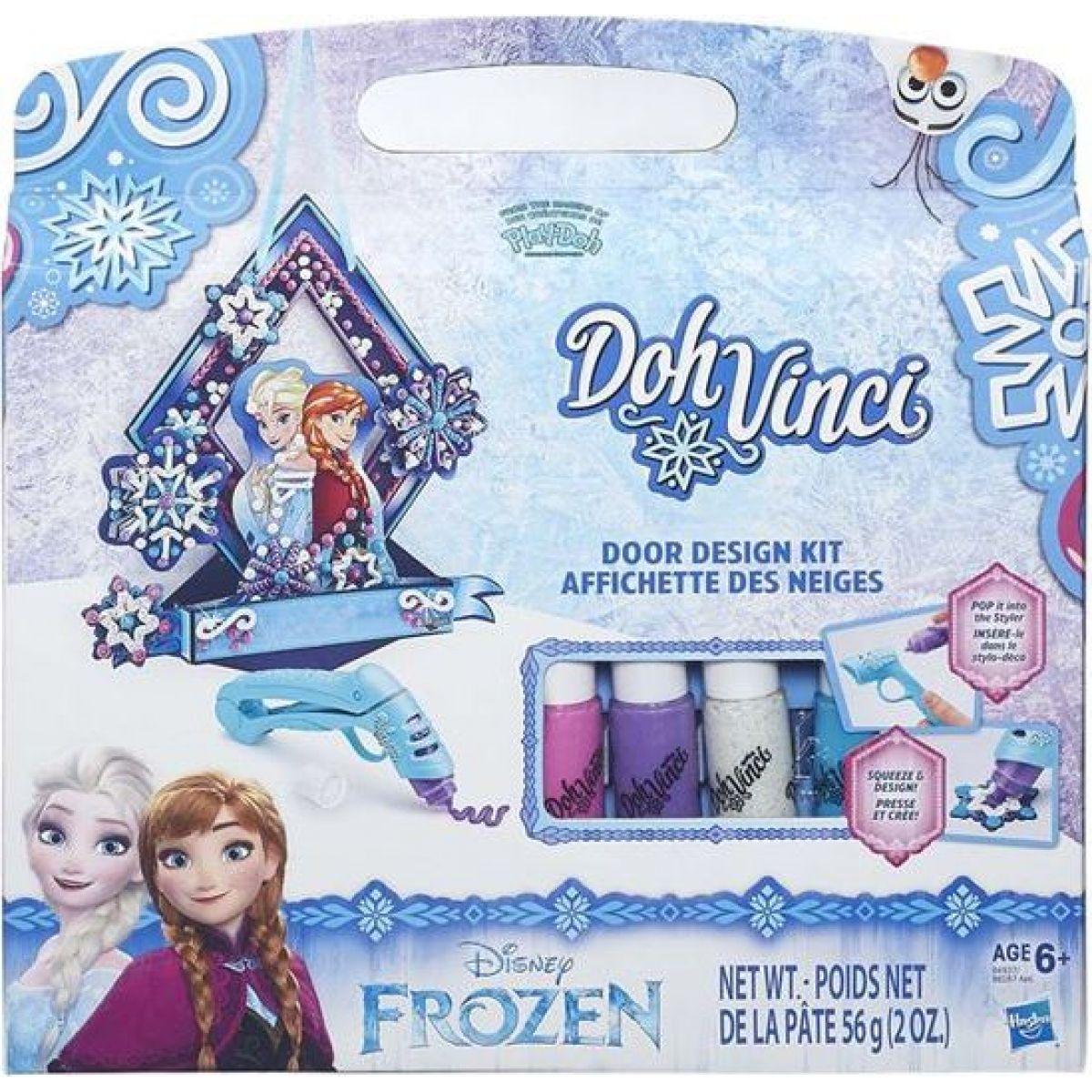 Play-Doh DohVinci Toaletní stolek se zrcadlem Frozen