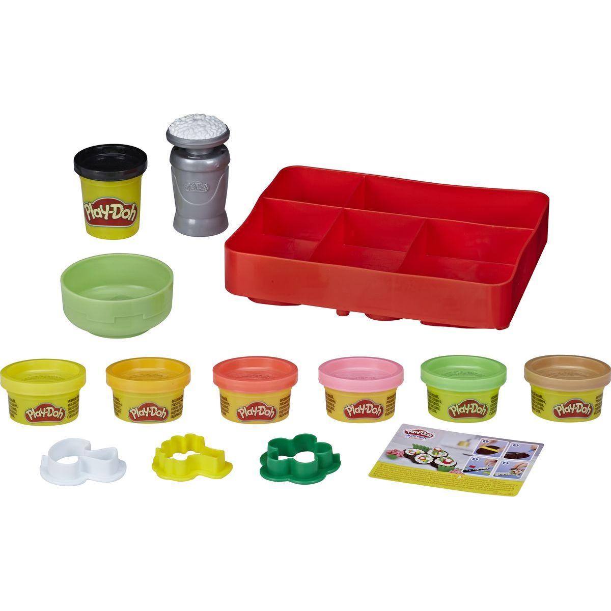 Play-Doh Hracia sada sushi