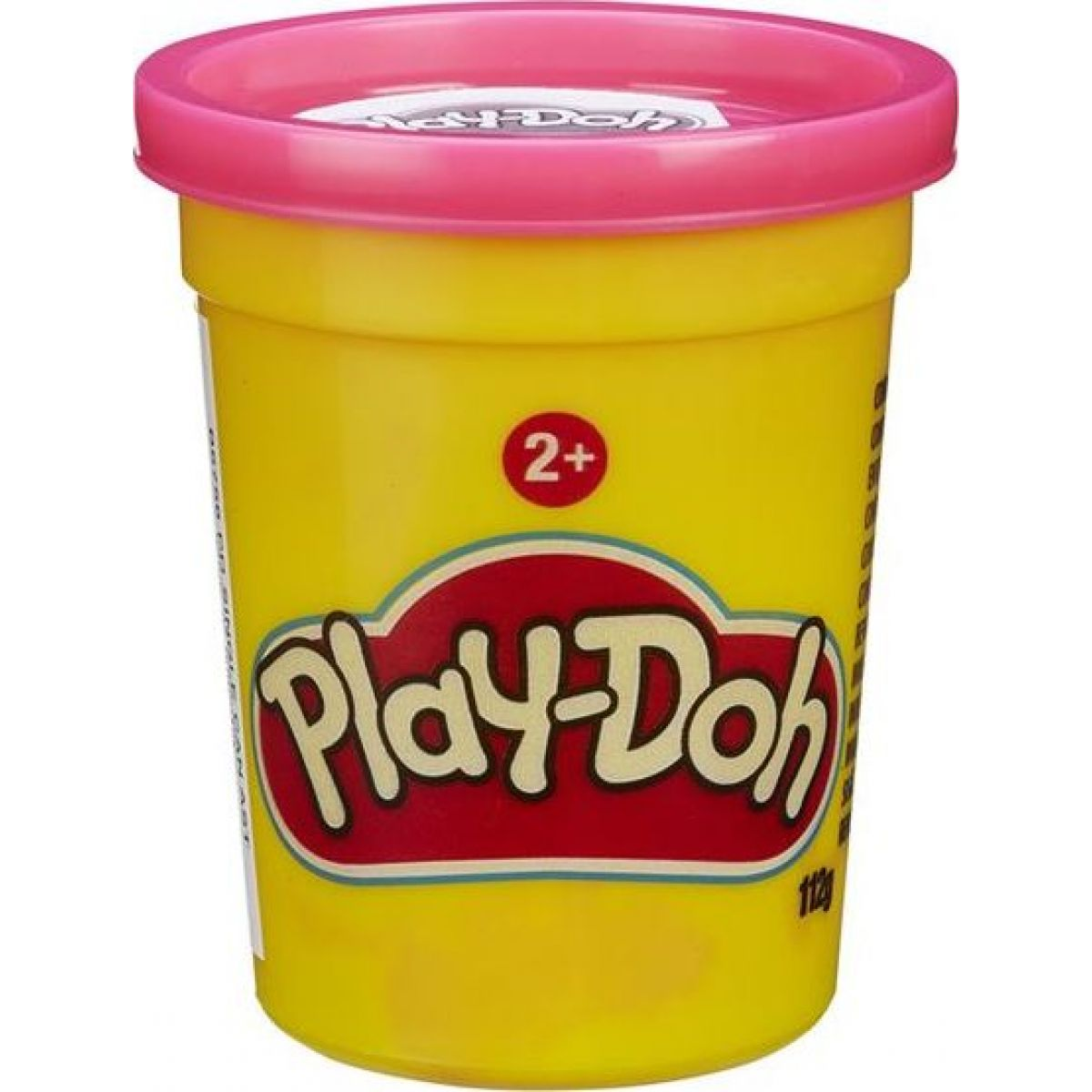 PlayDoh Samostatná tuba 112g Růžová