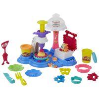 Hasbro PLAY-DOH Modelína párty dort set s troubou 3