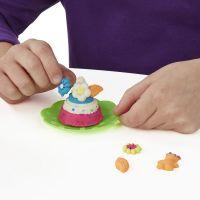Hasbro PLAY-DOH Modelína párty dort set s troubou 5
