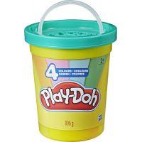 Play-Doh Super balení modelíny zelený kyblík