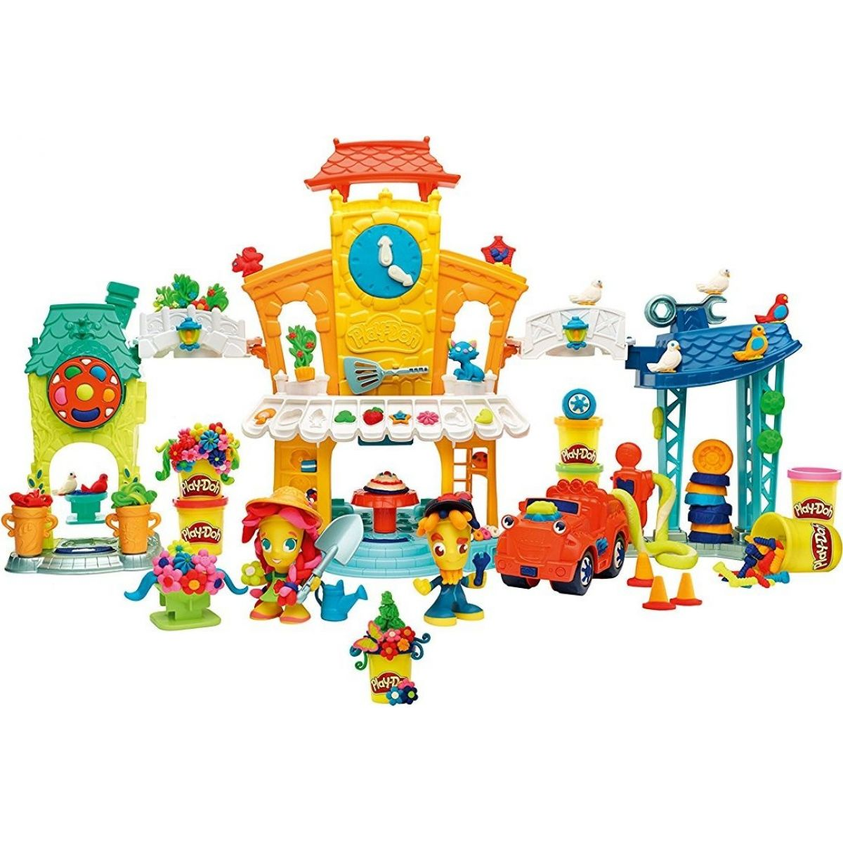 Hasbro Play Doh 3-in-1 Town Center